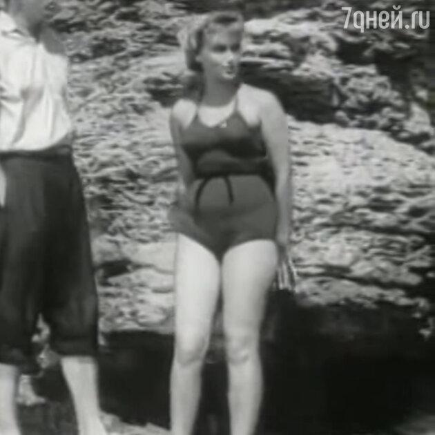 Майя Менглет в фильме «Исправленному верить» (1959 г.)