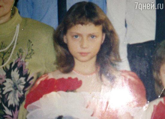 Настасье Самбурской 9 лет