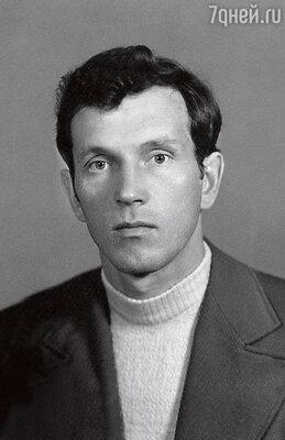Отец Александра Сергей Васильевич