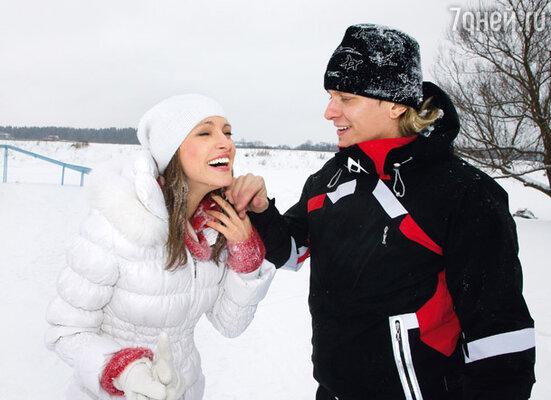 «Я хоть и южный, теплолюбивый человек — выросла в Краснодаре, — но зиму обожаю!»