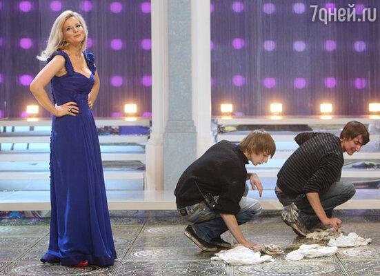 Татьяна Арно взяла фамилию своей мамы ради работы на телевидении