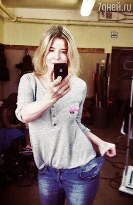 Татьяна Арно решила за один месяц похудеть на 10 кг