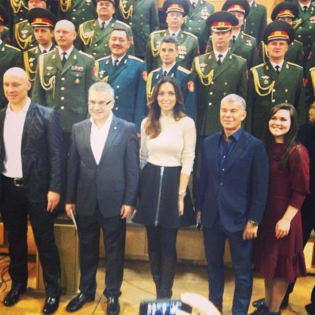 Денис Майданов, Алсу, Олег Газманов, Дина Гарипова