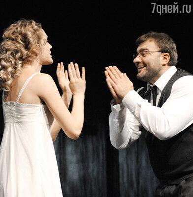 Спектакль «Крейцерова соната» (МХТ)