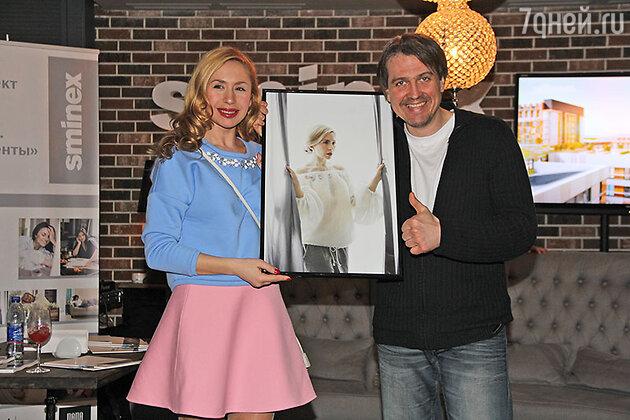 Анастасия Гребенкина и Денис Матросов