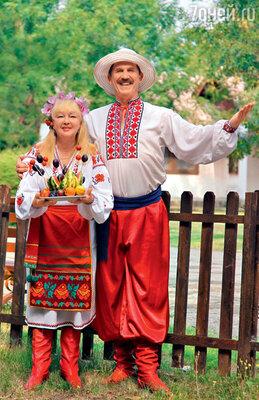 Сергей Баталов и Наталья Гвоздикова разыгрывали других и веселились сами
