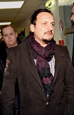 Церемония вручения премии «Золотой граммофон». 2009 г.