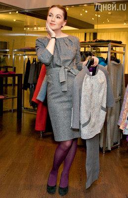 Актриса редко находит время для шопинга, поэтому поход в магазин для Ольги не развлечение, а серьезное дело