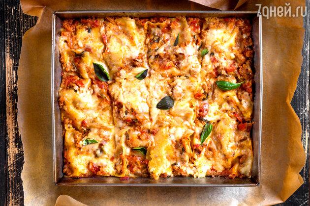 Идеальная лазанья: рецепт от шеф-повара Гордона Рамзи