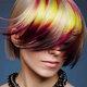 Настроение Instagram: цветные пряди - мега хит в окрашивании!