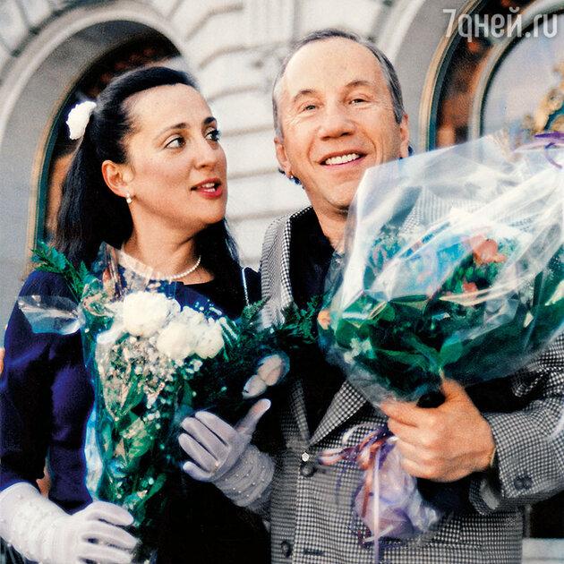 Свадьба Савелия Крамарова и Наталии Сирадзе