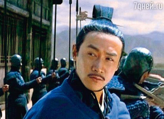 Кадр фильма «Конфуций»