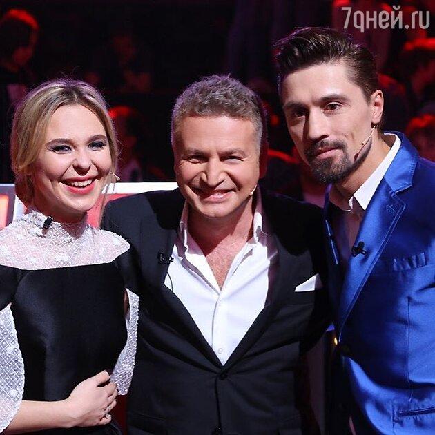 Пелагея Леонид Агутин Дима Билан