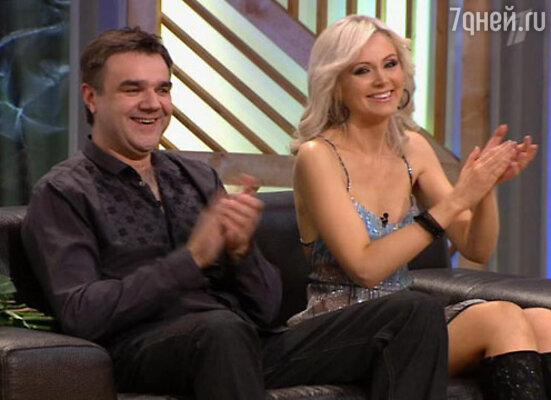 Певица Натали с супругом Александром
