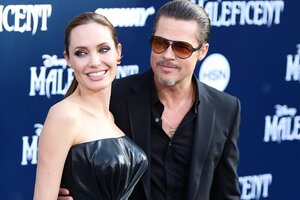Стала известна причина ссоры Джоли и Питта