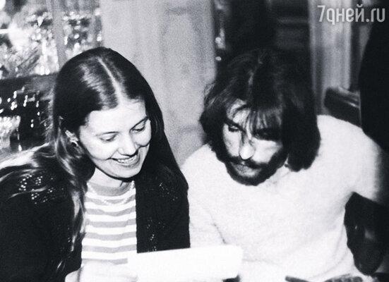 Людмила Сенчина  в доме у Игоря