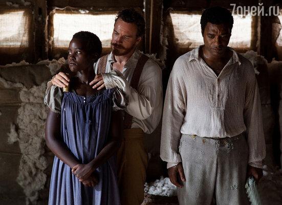 Фильм «12 лет рабства» принес Фассбендеру новую порцию славы