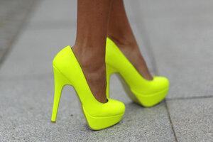 Высокие каблуки — это дико смешно, но очень опасно