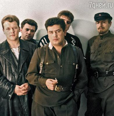 """Группа """"Любэ"""" (1990 г)"""