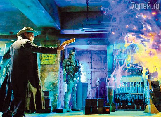Кадр из фильма «Призрачный патруль». 2013 год