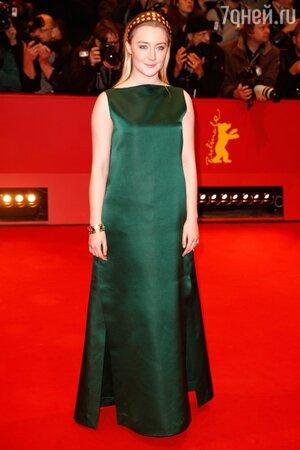 Сирша Ронан в платье от Valentino