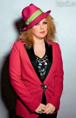 Ева Польна на дне рождения модного сайта. 2011 г.