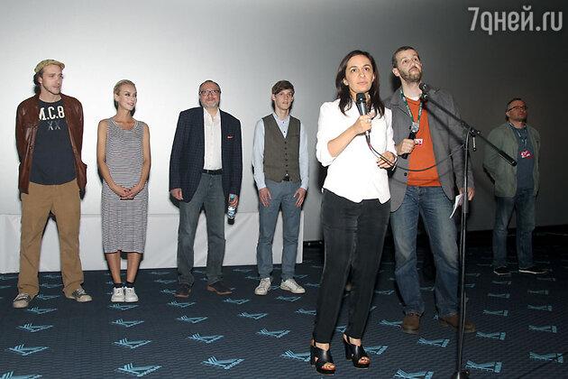 Съемочная группа картины «Звезда»