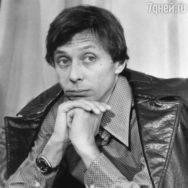 Олег Даль. 1970 год