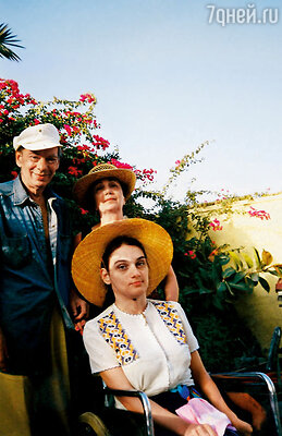 С Гитаной и Машей