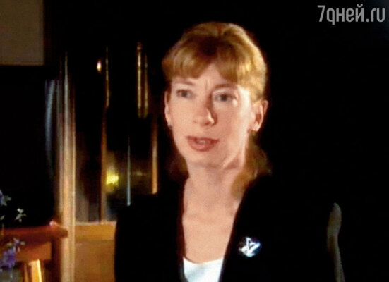 Надя в фильме «Свет  звезды. Алексей Баталов. Портрет со спины», 2003 год