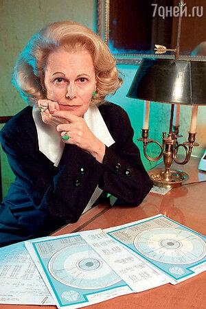 Астролог Джоан Куигли