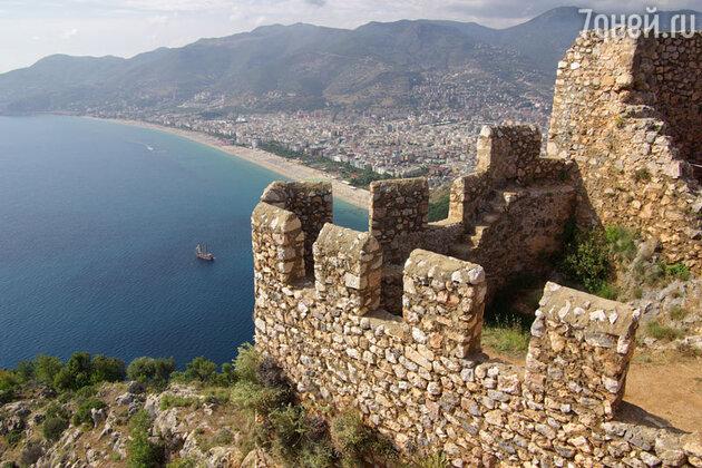 Крепость Ичкале