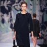 Показ Alena Akhmadullina на Mercedes Benz Fashion Week