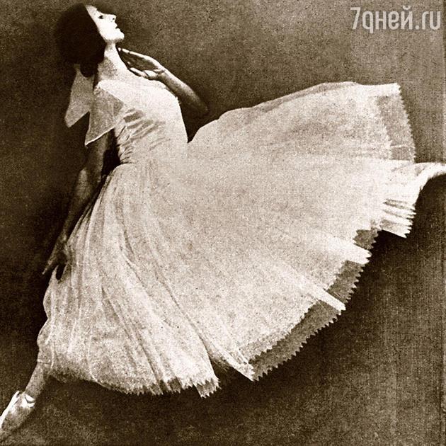 Ольга Спесивцева