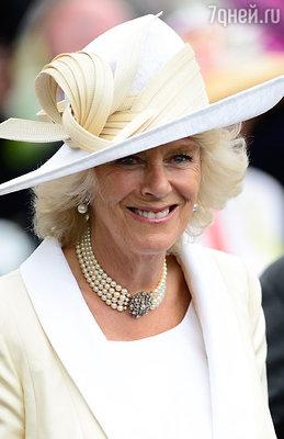 Супруга принца Чарльза никогда неотрицала, чтодлянее хороший способ избавления от стресса — рюмка-другая крепкого алкоголя