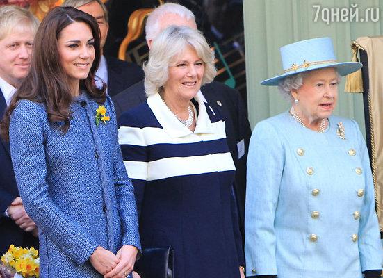 После того как Камилла предприняла попытку убедить Елизавету немедленно передать корону Чарльзу, их отношения стали еще прохладнее