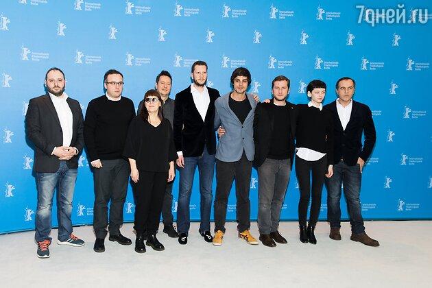 Съемочная группа «Заложников»