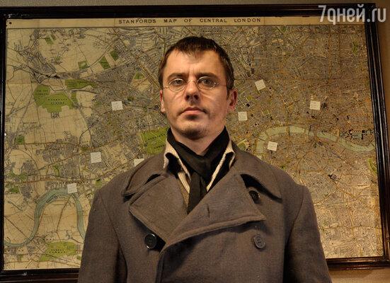 В новом сериале «Шерлок Холмс» режиссер Андрей Кавун приготовил зрителям много сюрпризов и сюжетных поворотов