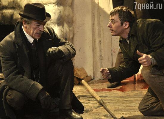 Выбор актера на роль Шерлока Холмса был самым сложным