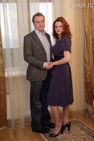 Екатерина Вуличенко и Денис Трифонов