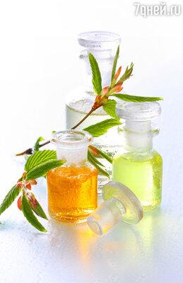 Прекрасным увлажняющим средством для тела являются различные масла