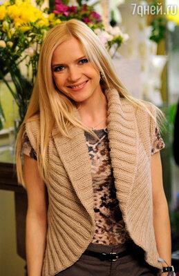 Певица Юлия Михальчик любит баловать себя водорослевыми обертывания