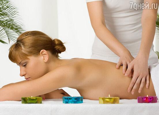Настоящим праздником для души и тела  считается массаж