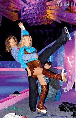 Лера Кудрявцева уверяет, что ее новый партнер Гвендаль Пейзера — ураган и фейерверк