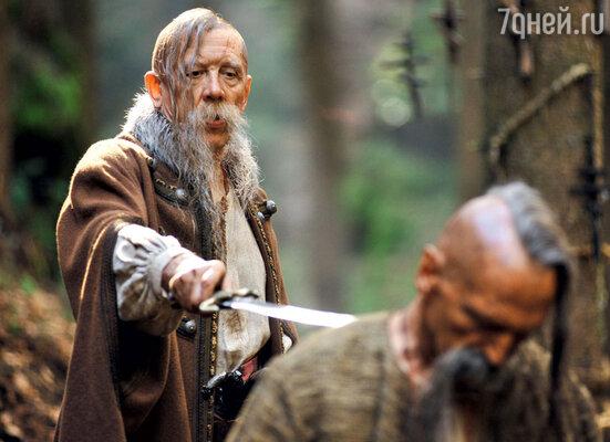 Работа в «Вие» стала последней для Валерия Золотухина — ему досталась роль казака Явтуха