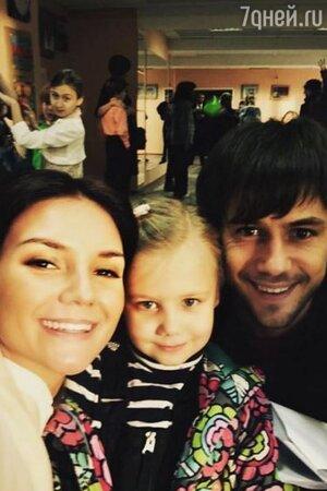 Иван Жидков и Дарья Егорова