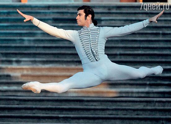 Николай Цискаридзе в балете «Пиковая дама»
