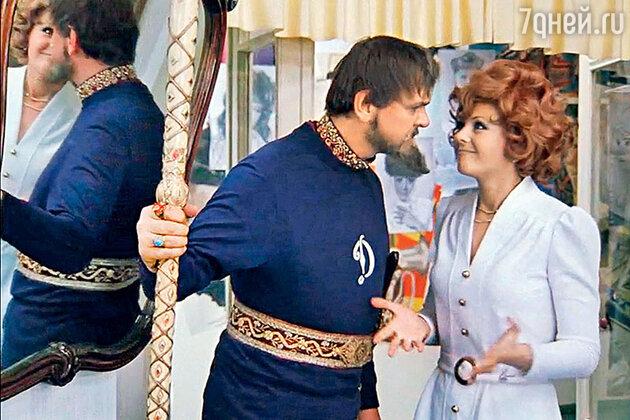 Наталья Селезнева и Юрий Яковлев