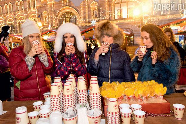 Ирина Тонева, Виктория Дайнеко, Александра Савельева, Александра Попова