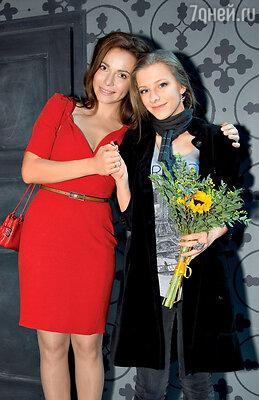 В мюзикле «Звуки музыки» Гусева сыграет послушницу Марию Райнер, а Арзамасова— ее приемную дочь Лизль